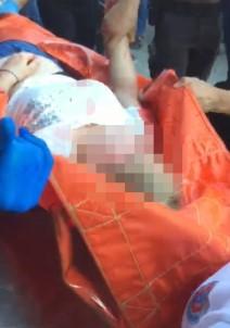 Eski Koca Dehşet Saçtı Açıklamasıboşandığı Eşini Silahla Öldürdü