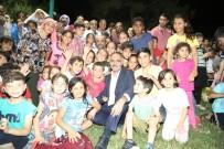 SOSYAL BELEDİYECİLİK - Eyyübiye'de Ramazan Etkinliklerine İlgi Sürüyor