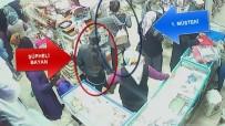 YARDIM TALEBİ - Gaziantep'te Yankesicilik Olayları Kameralarda