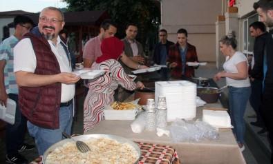 Giresun Üniversitesi Ailesi İftar Yemeğinde Bir Araya Geldi