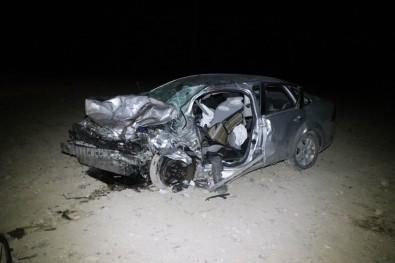 Kayseri'de Feci Kaza Açıklaması 3 Ölü, 4 Yaralı