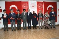 Kıbrıs Gazileri Madalya Töreninde Bir Araya Geldiler