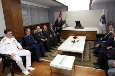 Milli Savunma Bakanı Akar Açıklaması 'İdlib'de Ateşkes Ve İstikrarın Sağlanması İçin Büyük Bir Mücadele Veriyoruz'