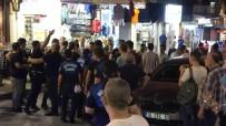 SEYYAR SATICILAR - (Özel) Bursa'da Bayram Öncesi Şehrin Merkezinde Seyyar Satıcıya Geçit Yok