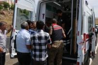 Şanlıurfa'da Kaza Açıklaması 1 Yaralı
