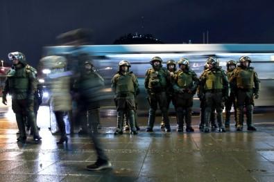 Şili'de Emeklilik Reformu İnsanları Sokağa Döktü