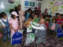 EBRAR - Suriyeli Yetim Çocuklar Sevindirildi