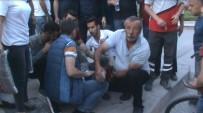 Trafikte Tartıştığı Genci Tabancayla Yaraladı