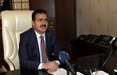 Vali Akbıyık Açıklaması '2019'Un İlk 3 Ayında Kaçak Elektrik Kullanım Oranı Yüzde 60'Lara Kadar Düştü'