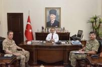 PİYADE ALBAY - Vali Soytürk Komutanlar İle Bir Araya Geldi