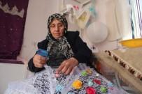 72 Yaşında, Gelinlik Kızlara Çeyiz Hazırlıyor