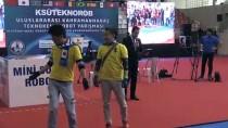 KAHRAMANMARAŞ SÜTÇÜ İMAM ÜNIVERSITESI - 8 Ülkenin Robotları Kahramanmaraş'ta Görücüye Çıktı