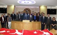 MEHMET AYDıN - ADÜ'ye Asaleten Atanan Memur Adayları Yemin Ederek Görevlerine Başladı