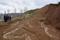 Aşırı Yağışlar Tatvan'da Hasara Neden Oldu