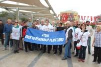 Zeytin Dalı Harekatı - Aydın Tabip Odası, TTB Üyelerine Verilen Hapis Cezasının Kaldırılmasını İstedi