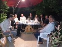 Başkan Kaya'dan Aktemur'a Baş Sağlığı Ziyareti
