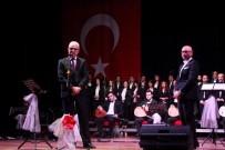 ANKARA RADYOSU - Bilecik Ve Bozüyük'ün Kültür Elçisi, Koro Şefi Ve Bağlama Hocası Mehmet Uysal'a Bir Ödül Daha
