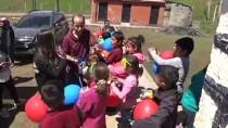 Bitlis'te Çocukların 'İçini Isıtan' Yardım