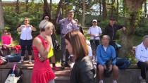 HÜSEYİN ÇELİK - Büyükelçiler 'Avrupa Günü' İçin Raket Salladı