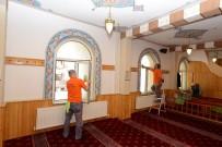 Çorum'da Camiler Ramazan'a Hazırlanıyor