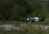 Dicle Nehrine Atlayan Kadının Cansız Bedenine Ulaşıldı