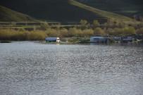 TARIM ARAZİSİ - Erzincan'da Tercan Baraj Göleti Taştı