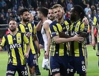 MATHIEU VALBUENA - Fenerbahçe, Kasımpaşa'yı rahat geçti
