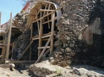 ERMENI - Giresun'da 200 Yıllık Taşhan Restore Ediliyor