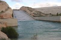 Baraj ve göletler doldu taştı