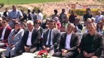 ÇAY BAHÇESİ - Kırıkkale'de Lavanta Vadisi Açıldı