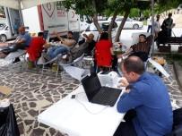 Kızıltepe'de Kızılay Faaliyetleri Sürüyor
