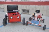 Köy Okulu Öğrencileri Kısıtlı İmkanlarla Elektrikli Araba Yaptı