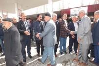 KÜMBET - Malazgirt'te Husumetli Aileler Barıştı