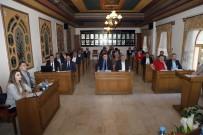 TAPU İŞLEMLERİ - Nevşehir Belediyesi Mayıs Ayı Meclis Toplantısı Yapıldı