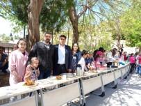 Öğrenciler Ramazan Öncesi Yetimleri Sevindirdi