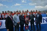 FARUK COŞKUN - Polisgücü'nün Sultanları Süper Lig Şampiyonu