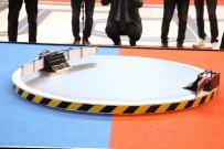 KAHRAMANMARAŞ SÜTÇÜ İMAM ÜNIVERSITESI - Robotlar Kahramanmaraş'ta Yarıştı
