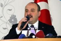 ERSIN YAZıCı - Sanayi Bakanı Varak Açıklaması '300 Bini Hibe, 1 Milyon TL'ye Kadar Destek'