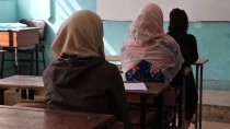 Zeytin Dalı Harekatı - Suriye'de Yaklaşık 3 Bin Öğrenci YÖS İçin Ter Döktü