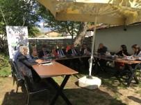 Trakya Kalkınma Ajansı Yönetimi Kırklareli'de Toplandı