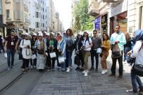 Uluslararası Öğrenciler İstanbul'da Foto Safariye Çıktı