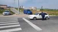 Yaya Güvenliği Ve Önceliği Konusunda Jandarma Trafik Ekipleri Şoförleri Bilgilendirdi
