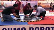 KAHRAMANMARAŞ SÜTÇÜ İMAM ÜNIVERSITESI - 2. Uluslararası Kahramanmaraş Teknokent Robot Yarışması
