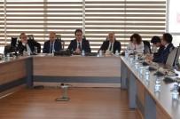 MUSTAFA YıLMAZ - Balıkesir'de Çevre Atık Yönetimi Değerlendirildi