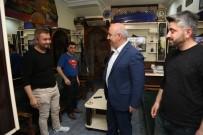 Başkan Bıyık'tan Esnaf Turu