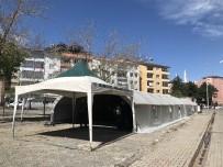 Bingöl'de 'Geleneksel İftar Çadırı' Kuruldu