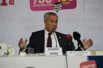 Bülent Arınç Açıklaması 'AK Parti'de Düşecek Bir Çınar Yaprağına Bile Tahammülümüz Yok'