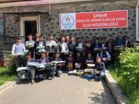 Çınar Kaymakamlığı'ndan Köylerde Spor Seferberliği