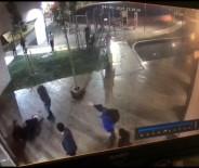 Diyarbakır'da Dehşet Saçan Öfkeli Baba An Ve An Güvenlik Kameralarına Yansıdı