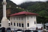 Giresun'da Tek Örneği Bulunan Cami İbadete Açıldı